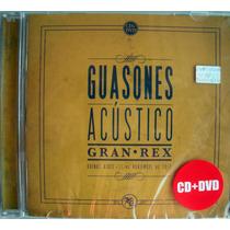 Guasones- Acustico -2013 - Cd+dvd - Nuevo Cerrado