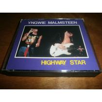 Yngwie Malmsteen Highway Star 2cd
