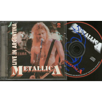 Metallica Live In Argentina