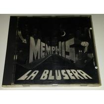 Memphis La Blusera (cd) La Blusera 1990 1era Ed. Leer