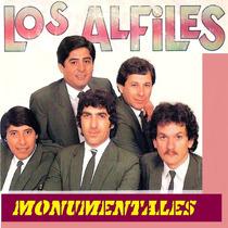 Cd Los Alfiles - Monumentales * Para Coleccionistas