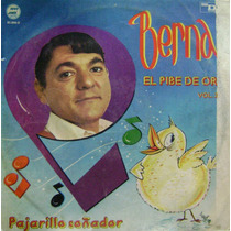 Cuarteto-cuarteto Berna-pajarillo Soñador-vinilo