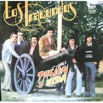 Los Iracundos-vinilo-pasion Y Vida-long Play-excelente