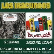 Los Iracundos - Discografia Completa Vol 4 (cd)
