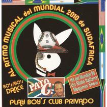 Pato C - Al Ritmo Del Mundial 2010 - 80 Y 90