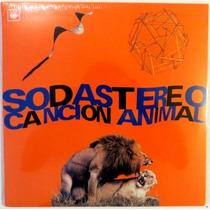 Soda Stereo - Canción Animal ~ Vinilo Importado