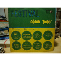 Long Play Disco Vinilo Festival Odeon Pops Cuarteto Tequila