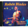 Ruben Blades - Lo Mejor De Blades - Cd Imp. Usa