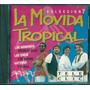 La Movida Tropical 7 + Cd Regalo Los Dinos Granizo Rojo Cd