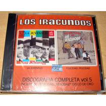 Los Iracundos Discografia Completa Vol 5 Cd Sellado