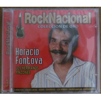 Cd Rock Nacional Colección De Oro N° 32 - Horacio Fontova