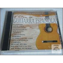 A Ritmo De Guitarra Española Vol.1, Antonio De Lucena / 1ºed