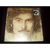 Andres Calamaro - El Cantante - Vinilo + Cd Nuevo Cerrado