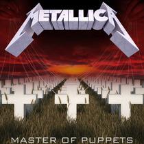 Metallica - Master Of Puppets Cd Nuevo/cerrado Nacional