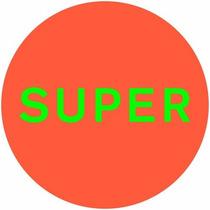 Pet Shop Boys Super Vinilo Importado Nuevo De 180 Gramos