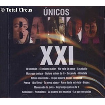 Banda Xxi - Unicos (cd)