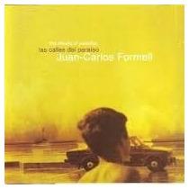 Cd Juan Carlos Formell Las Calles Del Paraiso