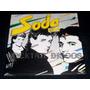 Soda Stereo - Soda Stereo Re-ed 2015 Vinilo Nuevo Sellado
