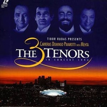 The 3 Tenors Cd: In Concert 1994 ( Germany )
