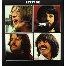 The Beatles Let It Be Lp Vinilo180grs.imp.new Orig. En Stock