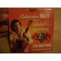 Leo Mattioli Cd El Leon Santafesino Idolos De La Música