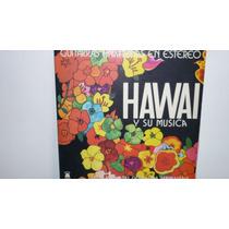 Lp Vinilo Merlin Y Su Guitarra Hawaiana - Hawai Y Su Musica