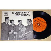 Cuarteto Imperial Simple C/tapa Muy Buen Estado