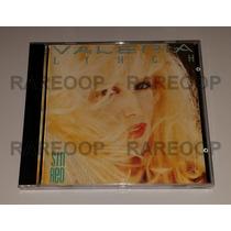 Valeria Lynch (cd) Sin Red (canada) Muy Buen Estado