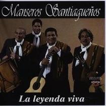 Los Manseros Santiagueños - La Leyenda Viva - Cd