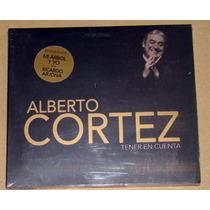 Alberto Cortez Tener En Cuenta Ricardo Arjona Cd Cerrado