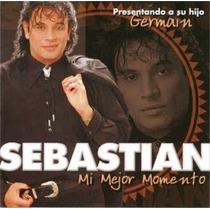Sebastian - Mi Mejor Momento Cd Nuevo Cerrado
