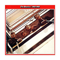 The Beatles - Album Rojo 1962-1966 (remasterizado) 2 Cd