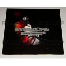 Massacre (cd) Galeria Desesperanza (digipak) Nuevo No Cerrad