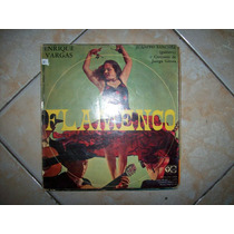 Flamenco Enrique Vargas Vinilo Simple