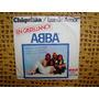 Abba - Chiquitita / Luz De Amor - Simple Vinilo Con Tapa