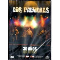 Los Palmeras - 30 Años En Vivo ( Dvd + Cd )