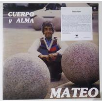 Eduardo Mateo Cuerpo Y Alma Re Edicion En Vinilo Lp