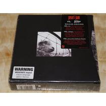 Cd Pearl Jam Vs Vitalogy Live Orpheum Boston Deluxe 3 Disco
