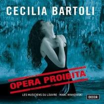 Cecilia Bartoli - Opera Proibita - Edición De Lujo - Cd