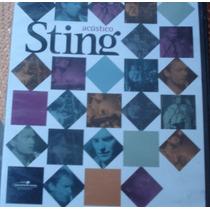 Sting Acustico Dvd Original Nuevo Y Cerrado