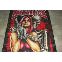Bandera Metallica