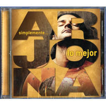 Ricardo Arjona - Simplemente... Lo Mejor - Cd