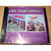 Los Iracundos Discografia Completa Vol 6 Cd Sellado