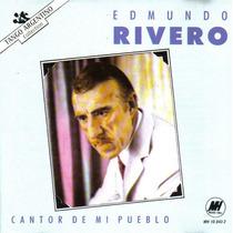 Cd Edmundo Rivero - Cantor De Mi Pueblo
