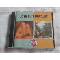 Jose Luis Perales Cd Como La Lluvia Fresca + Tiempo De Otoño