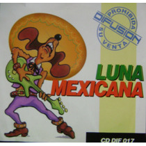 Cumbia Mejicana-varios Grupos-luna Mexicana-cd Difusion