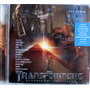 Transformers - Cdpromo Soundtrack - Green Day - Linkin Park
