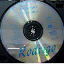 Rodrigo-cd Difusion Magenta-lo Mejor Del Amor