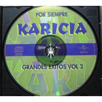 Cumbia De Los 90-grupo Karicia-g.exitos Vol 2-cd Difusion