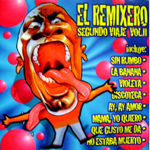 Cumbia De Los 90-el Remixero-cd Original
